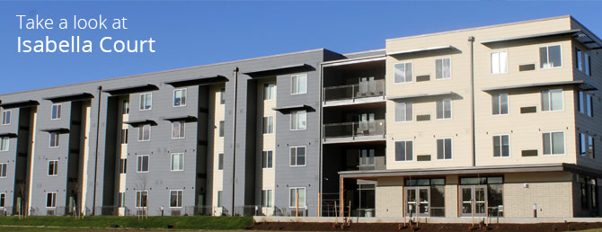 Photo of Isabella Court exterior. Get more information about Isabella Court.