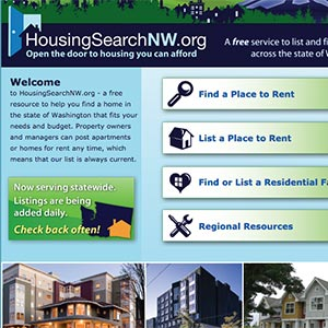 Other Low Income Housing in SW Washington